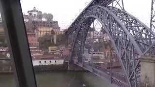 Порту Португалия Набережная реки Дору
