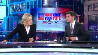 Diane Sawyer Was Completely Drunk During ABC's Election Coverage