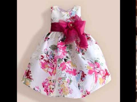 Fotos de vestidos para ninas modernos
