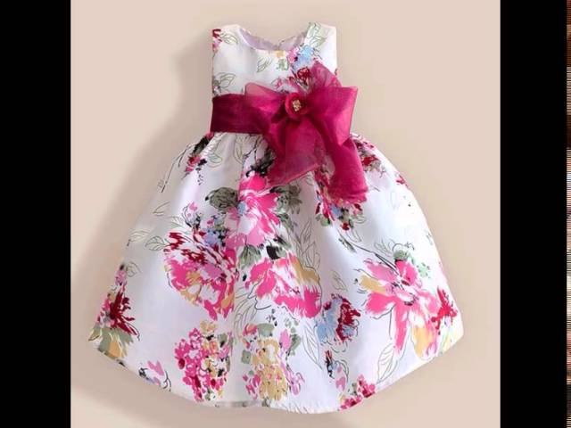 Collection Of Modern Dresses For Girls