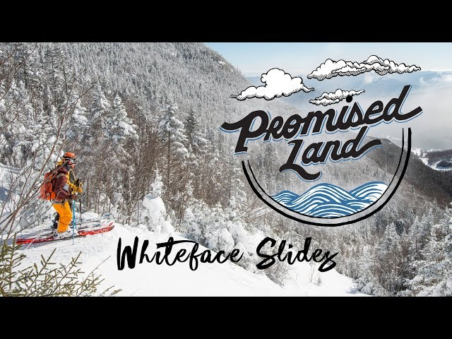 Promised Land: Whiteface Slides