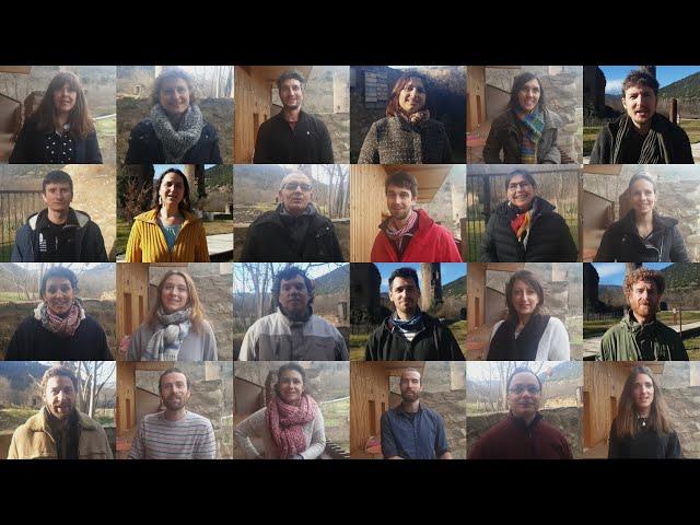 🏆 L'équipe du Parc Naturel Régional des Pyrénées catalanes a un message pour vous