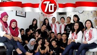 Indonesia Jaya - BRC Voice & BRC Angklung Performance