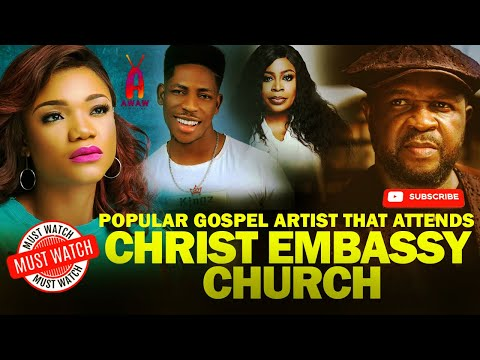 Popular gospel artist that attends Christ Embassy Church   Sinach   Ada Ehi   Moses Bliss