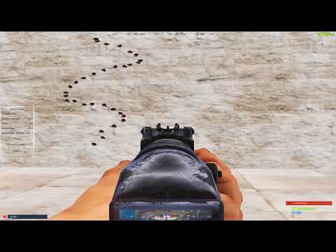 "RUST ""100% script kiddy"" Recoil Tutorial - somewhat..."