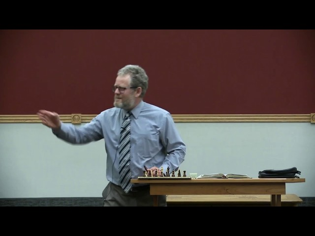 Bible Study 190731 · A Lesson From A Chess Board · Russ Wilkinson · VBC Livestream