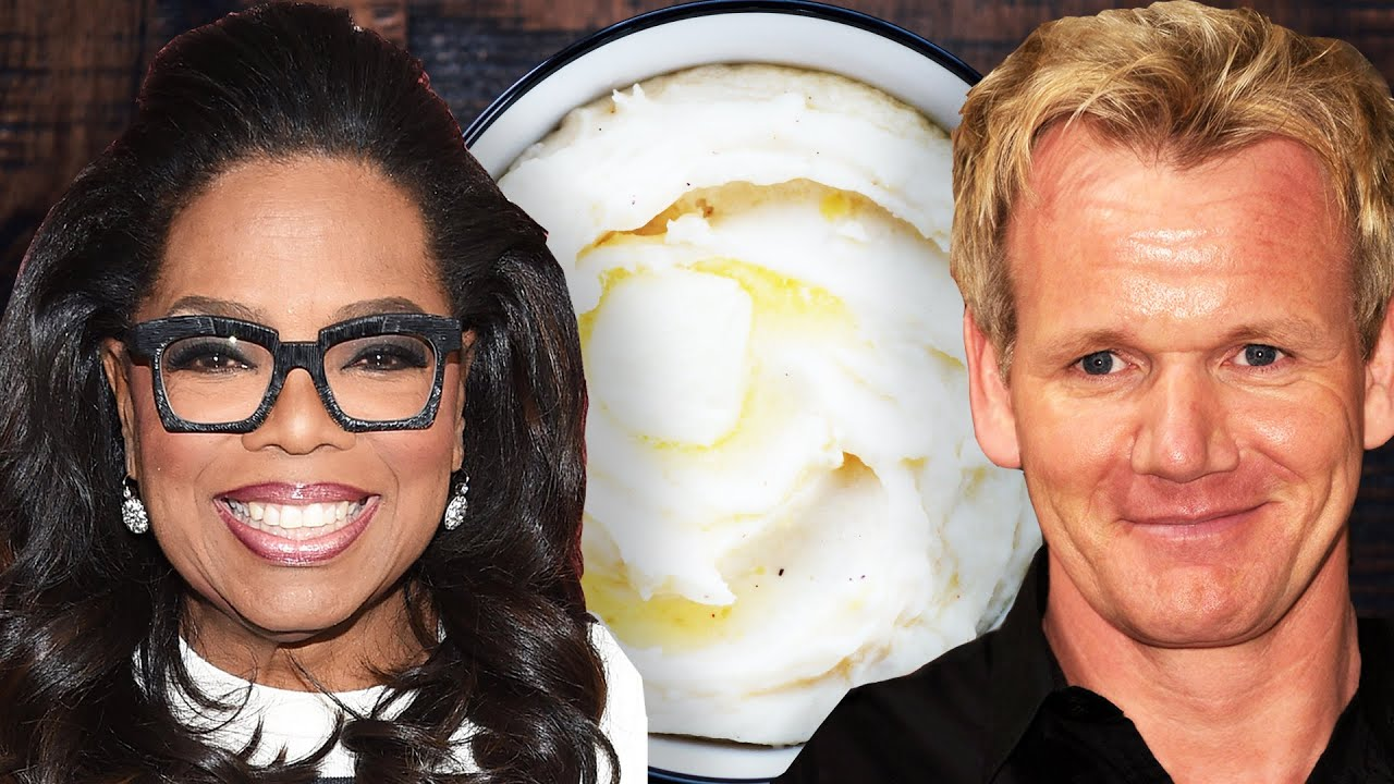 maxresdefault - Which Celebrity Makes The Best Mashed Potatoes?