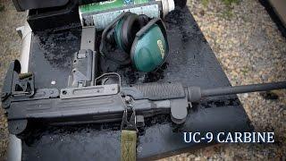 UC-9 Carbine: UZI 9mm