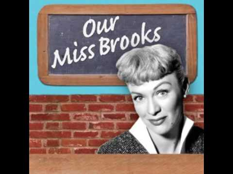 Our Miss Brooks Weighing Machine 12-5-48