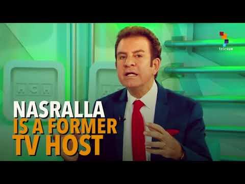 Nasralla-Next President of Honduras