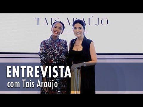 Alice Ferraz entrevista Taís Araújo QG FHITS // FHITS TV