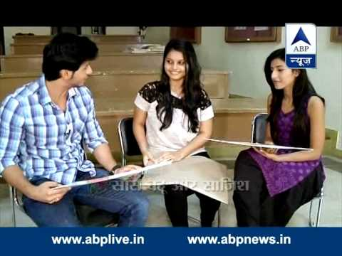 Sanyukta and Randhir of 'Sadda Haq' meet their fan - YouTube