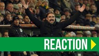 Norwich City 3-1 Birmingham City: Daniel Farke Reaction