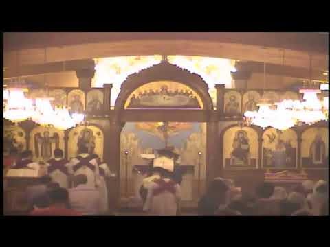 Glorification Feast of St Mercurius - Jun 15, 2018