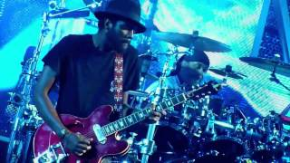 Watchtower - 6/22/12 - DMB with Gary Clark Jr, - [Multicam/TaperAudio] - Deer Creek - Night 1