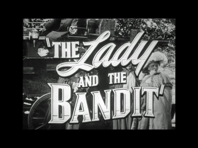 HD Film Trailer - The Lady and the Bandit 1951