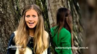 Anne en Anique - Dromen | Officiële Videoclip Junior Songfestival 2014