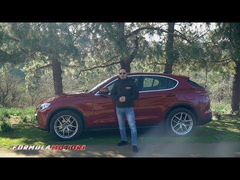 Alfa Romeo Stelvio (2018) Test Drive
