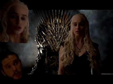 Актеры игры престолов поют начальную песню