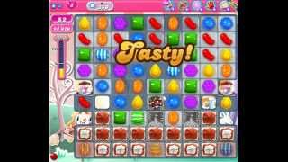Candy Crush Saga Level 350 - 2 Star - no boosters
