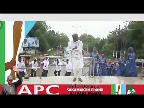 Sakamakon Chanji (Original Video) ft. Ado Gwanja, A Zango, Ala, Fati Nijar, Danko, Asnanic And More. thumbnail