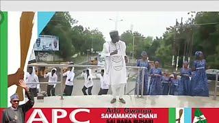 vuclip Sakamakon Chanji (Original Video) ft. Ado Gwanja, A Zango, Ala, Fati Nijar, Danko, Asnanic And More.