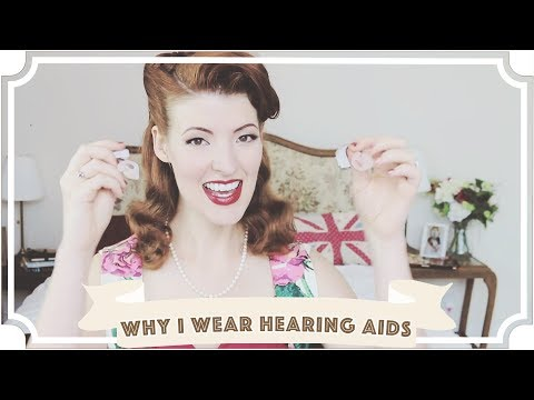 Why I Wear Hearing Aids // International Week of the Deaf [CC]