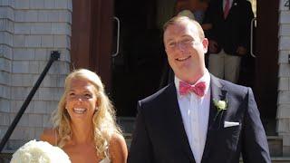 Paige & Jeff Wedding - Kennebunkport, ME (4K)