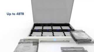 LaCie 8big Rack Thunderbolt 2 Hard Drive Overview | Full Compass