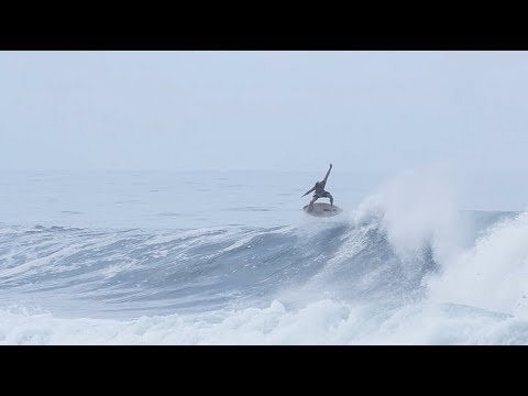 The Domke Daily 124: Big Alley Oop To 360 Shove-It Skimboarding In Mexico