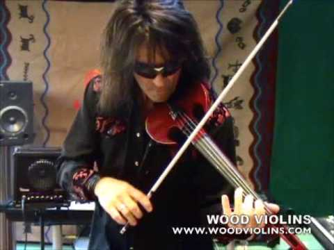 """MARK WOOD - """"BACH DOUBLE"""" on the Stingray SV4"""