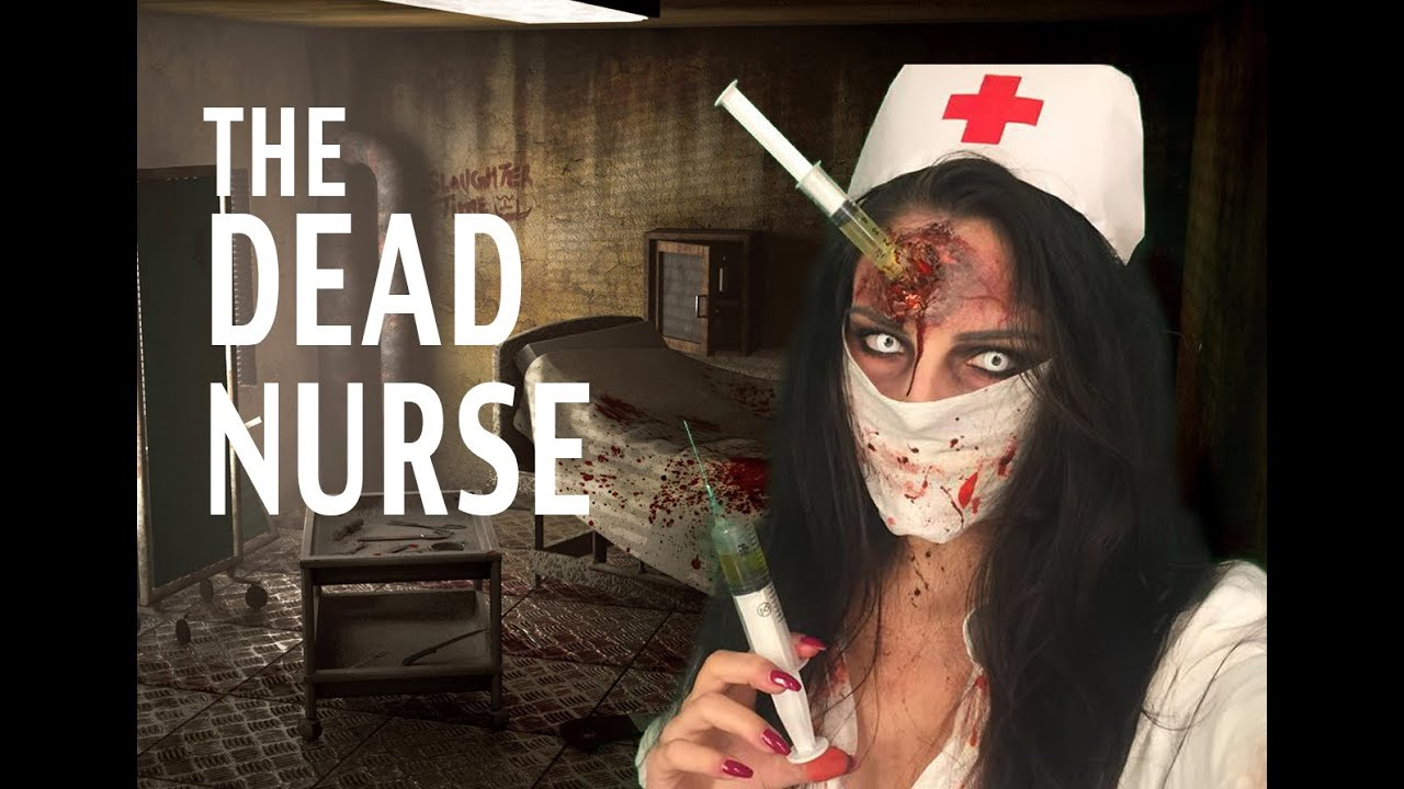 Dead Nurse | Halloween Makeup - YouTube