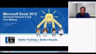 Microsoft Excel 2013 Advanced Tips & Tricks Webinar