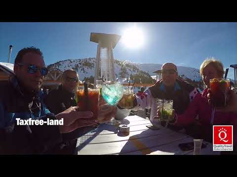 Skidparadiset Andorra 2017