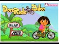 Dora The Explorer Online Games - Dora Ride Bike Game - Dora Bike Games Online