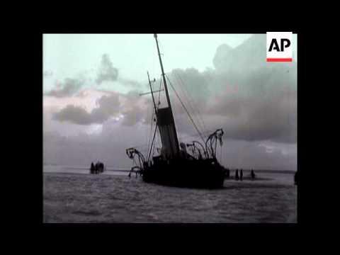 Mersey Pilot Boat Wreck