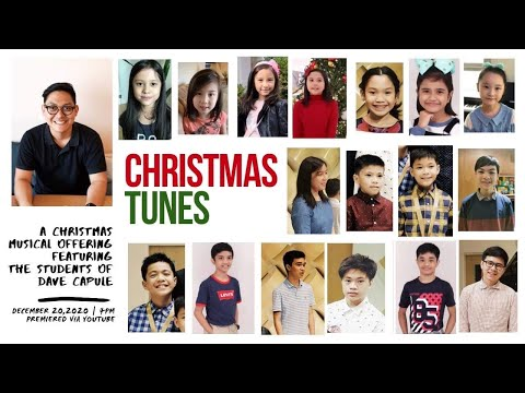 CHRISTMAS TUNES - A Musical Offering (featuring the Students of Dave Capule)