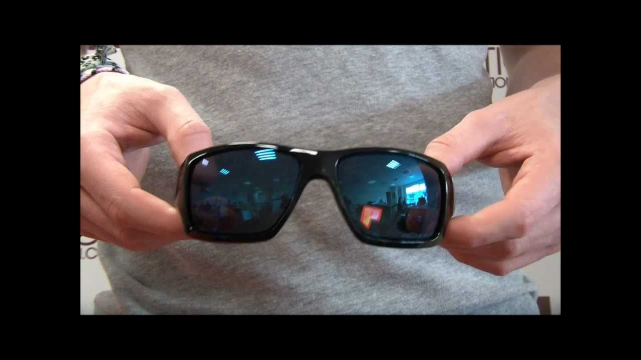 478491bf93a Oakley Big Taco Sunglasses Review - OO9173-06 - YouTube