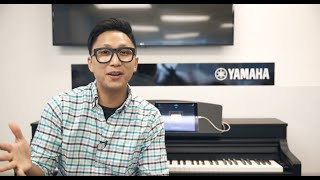 YAMAHA Clavinova CSP - The Piano That Teaches You to Play Along with Songs!