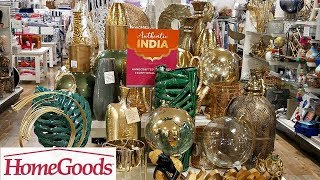 Shop WITH ME HOMEGOODS INDIA COLLECTION HOME DECOR IDEAS JULY 2018