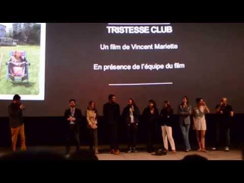 Présentation Film Tristesse Club