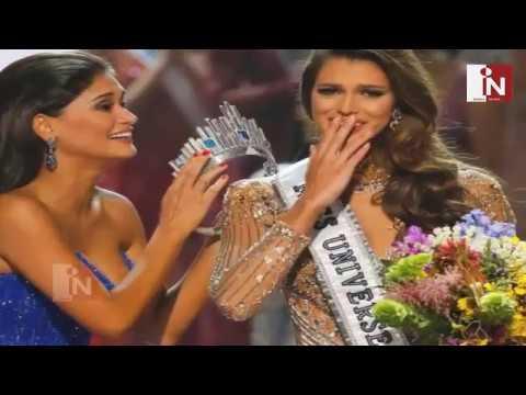 France की Iris Mittenaere ने जीता Miss Universe 2017 का खिताब