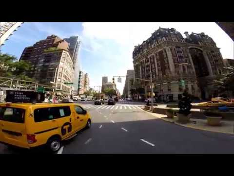 10th Avenue, Manhattan, New York, USA - Amsterdam Avenue