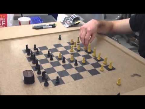 How to Build an Arduino Powered Chess Playing Robot [Full Tutorial]
