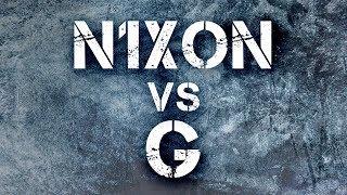 Blood and Ink - Rap Battle - N1XON vs G | #КлинчИСтуд