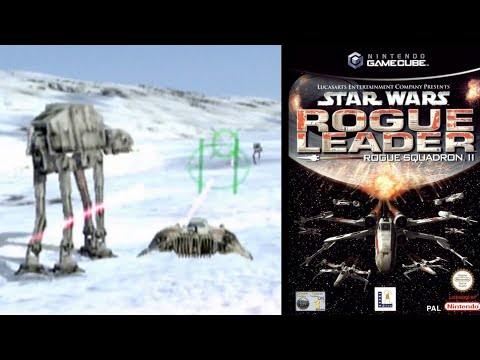 Star Wars Rogue Squadron II: Rogue Leader ... (GameCube) Gameplay  