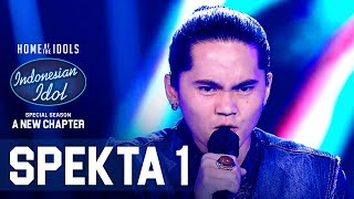 RAMANDA - JANGAN ADA ANGKARA (Nicky Astria) - SPEKTA SHOW TOP 14 - Indonesian Idol 2021