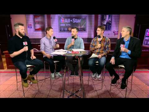 NBA All-Star 2015: The Starters Live From New York — Feb. 13