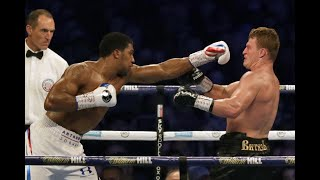 LIVE: Anthony Joshua-Alexander Povetkin Post Fight Review - Who is Next for Joshua?