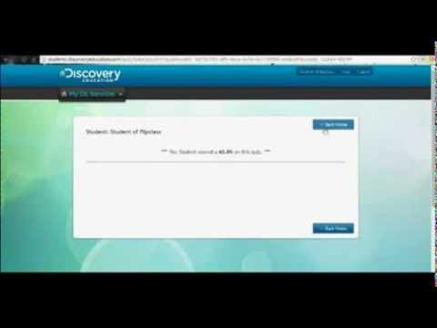 quiz builder discovery education youtube